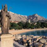 Башка Вода, курорт который невозможно забыть. Хорватия.