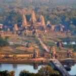 Развивающийся туризм в Камбодже