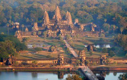 Камбожда, храм Ангкор Ват