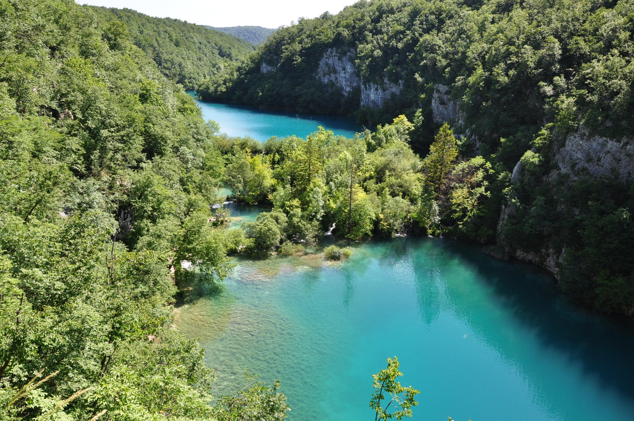 Хорватия, полуостров Истрия, Плитвицкие озера