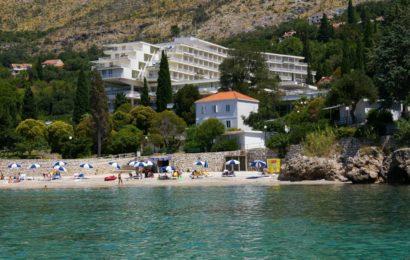 Хорватия, поселок Млини, курорт, отдых, Адриатическое море
