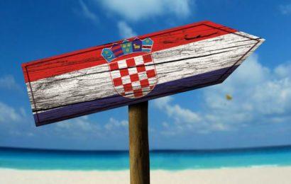 Хорватия, флаг, море, экскурсии