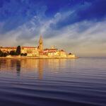 Пореч (Хорватия) описание, история, пляжи, достопримечательности