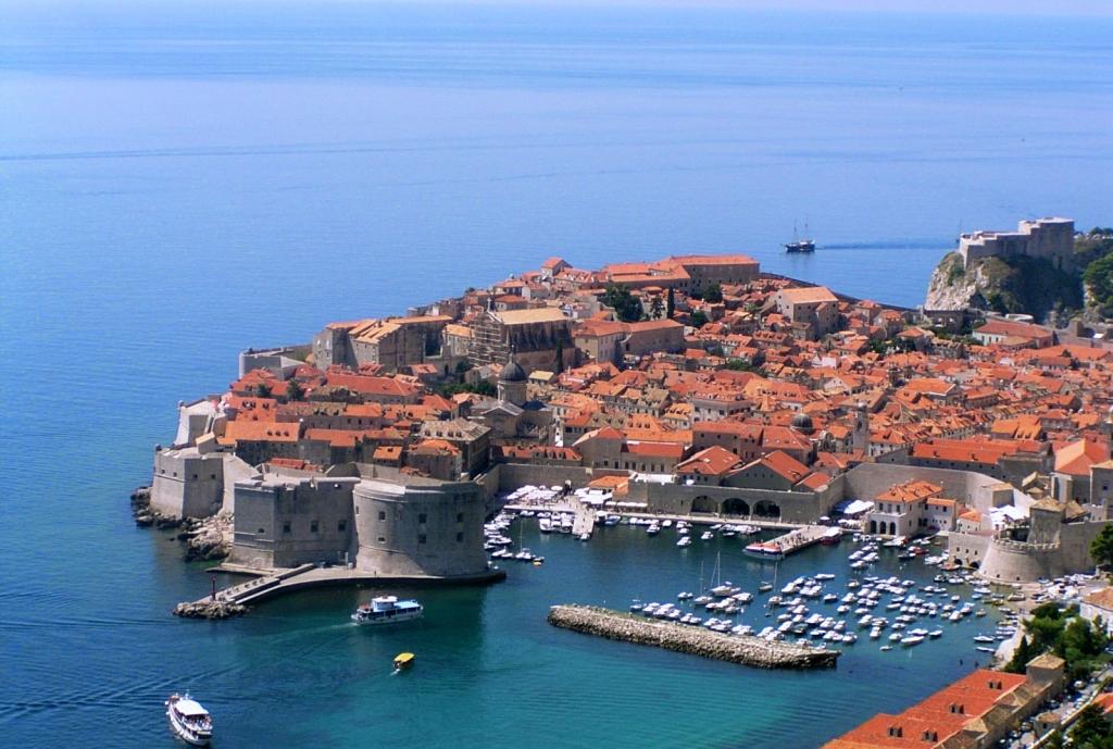 Хорватия, Адриатическое море, экскурсии, Дубровник