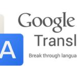 Программа-переводчик для туриста — «Google Переводчик» (для смартфона)
