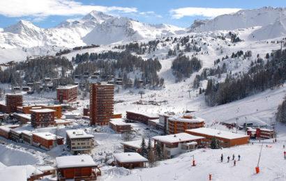 Ла-Плань, горнолыжный курорт, Франция