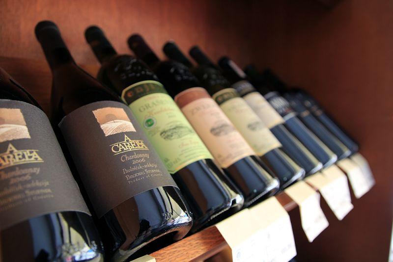 Хорватия, шопинг, покупки, вино