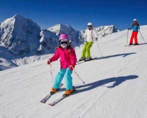 Ла-Плань, горнолыжный курорт, Франция, трассы для начинающих