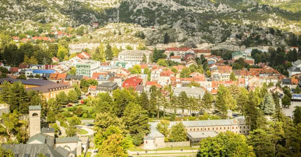 Цетине - Черногория