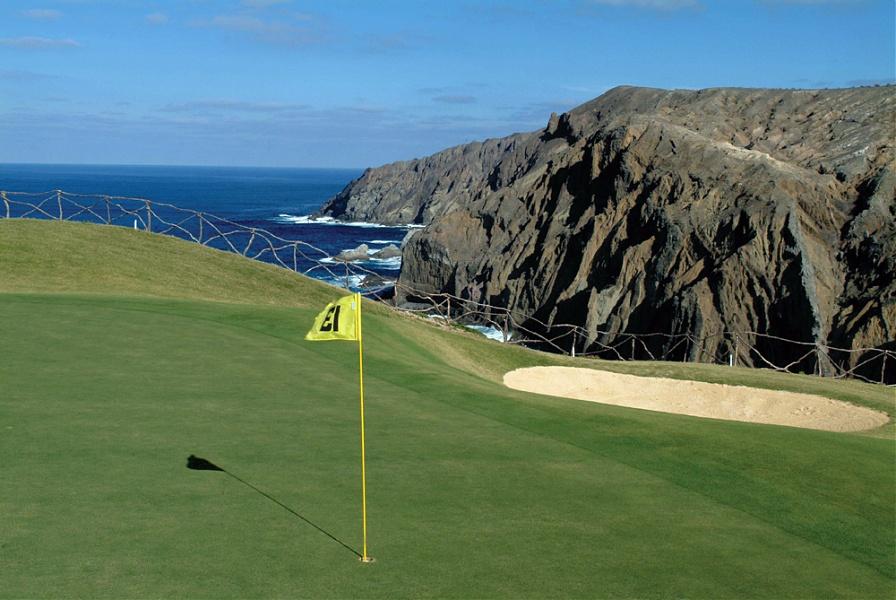 Португалия, Атлантический океан, гольф