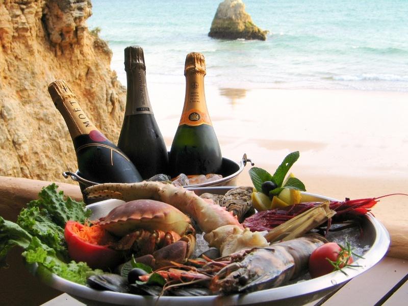 Португалия, Атлантический океан, напитки, местная кухня