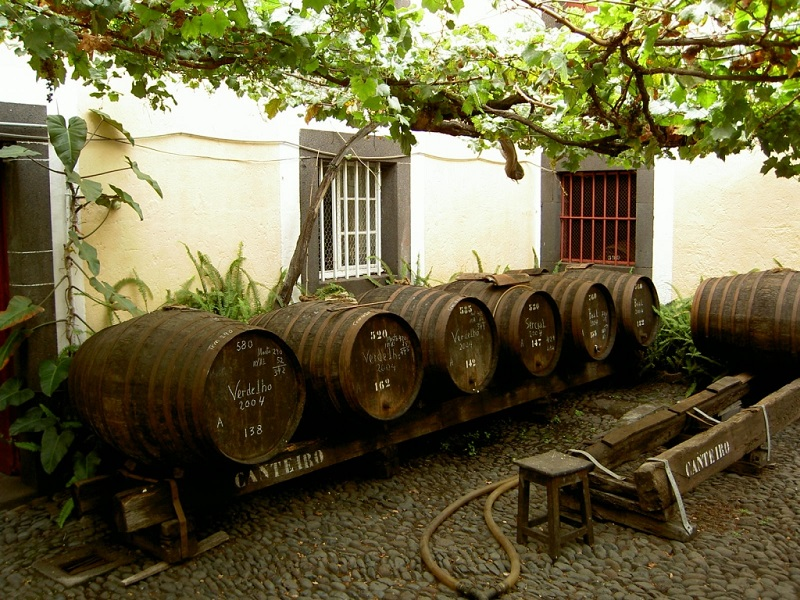 Португалия, виноделие