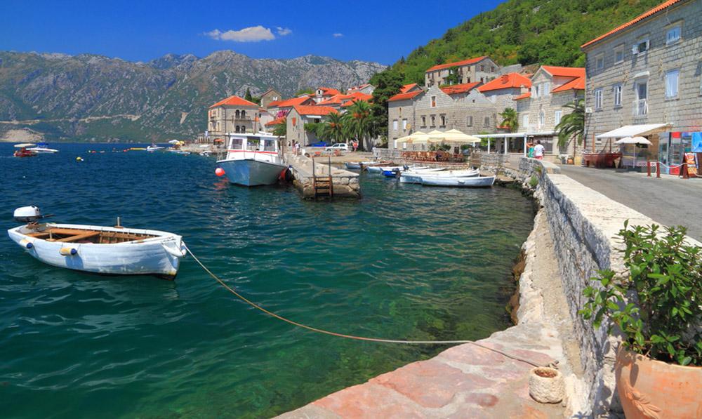 Черногория, Адриатическое море, недвижимость