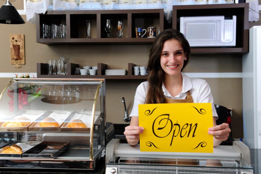 Черногория, бизнес, кафе