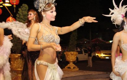 трансвеститы таиланда