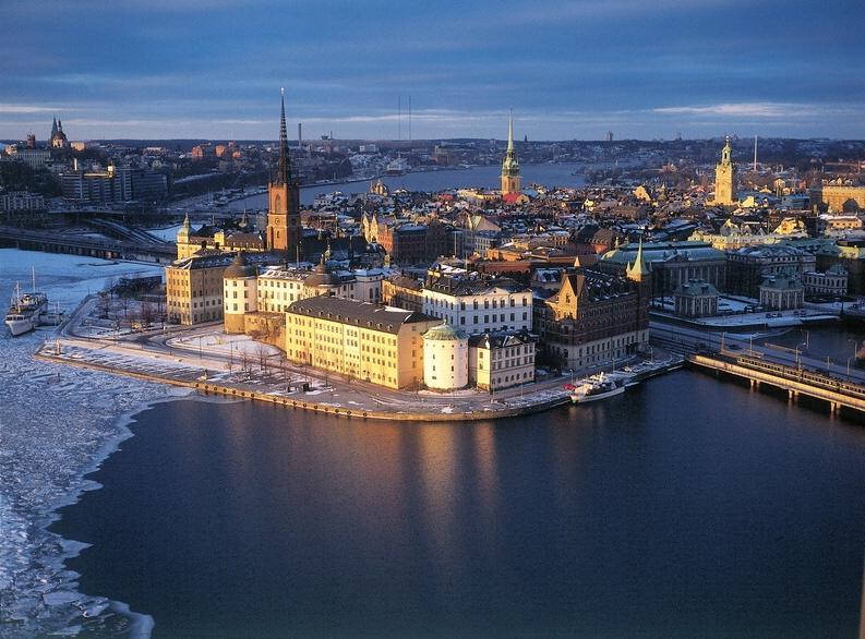 Копенгаген, Дания, отдых зимой в Европе