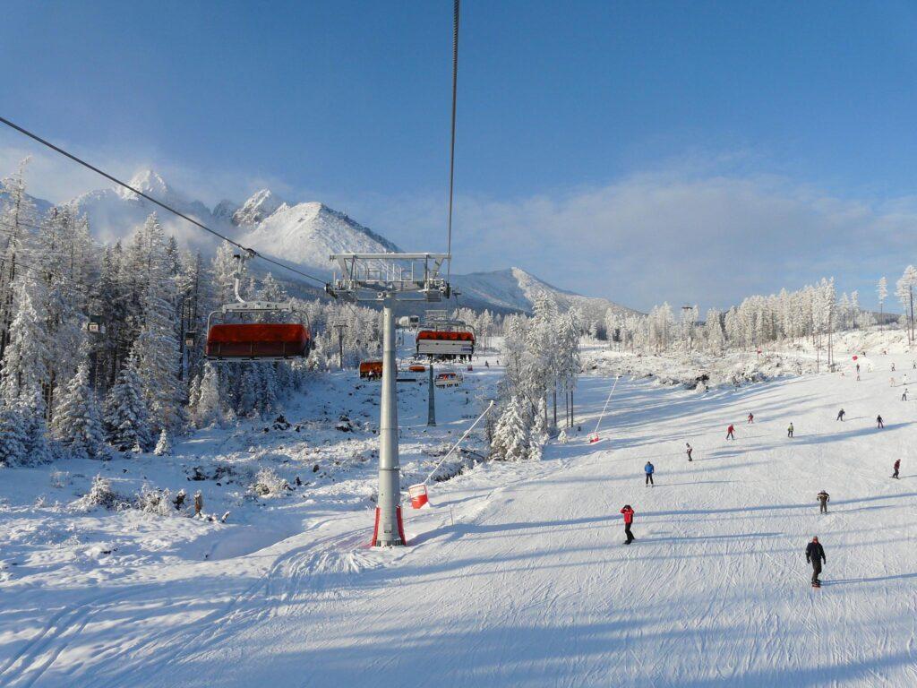 Январь 2017, бюджетная поездка, отдых в Словакии