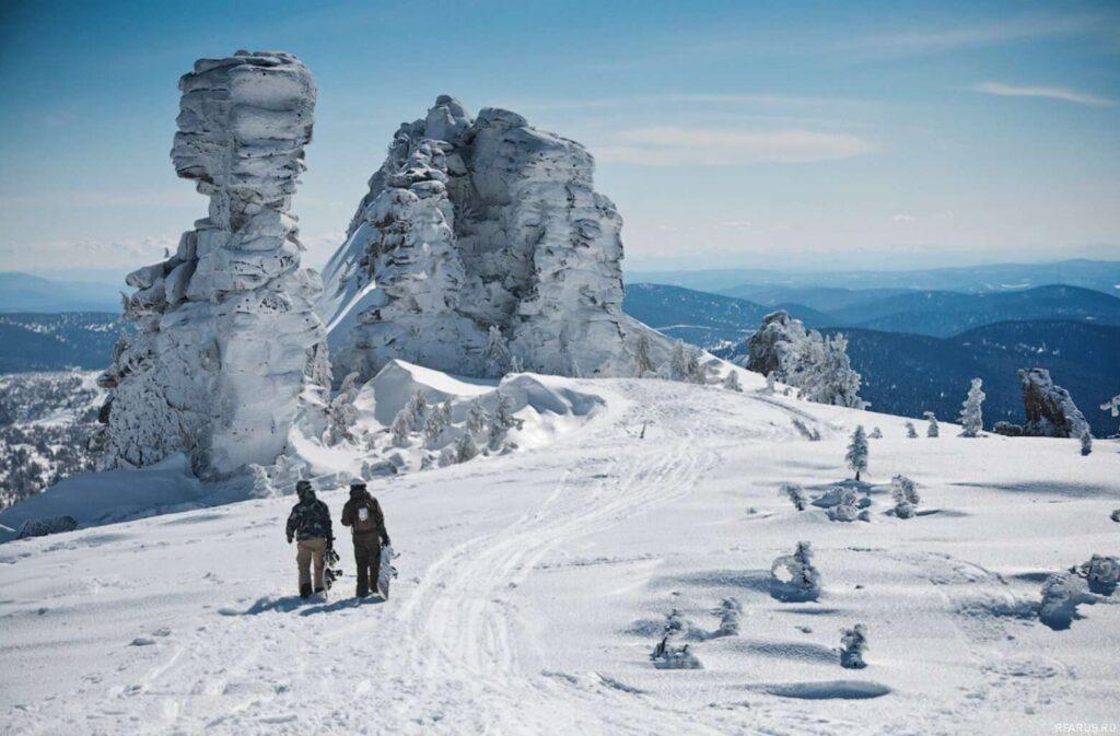 Январь 2017, бюджетная поездка, отдых в России, Шерегеш