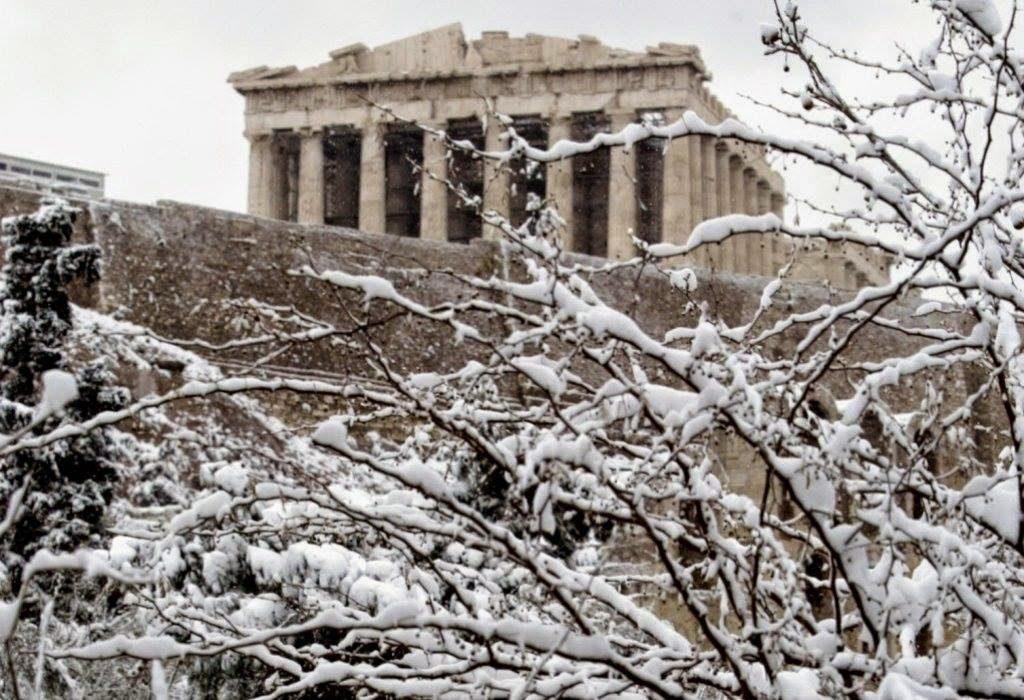 Аффины, Греция, отдых в Европе зимой