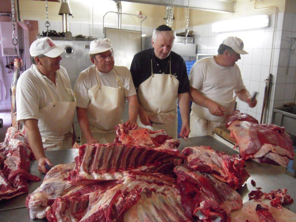 Израиль, кошерная еда, евреи, мясо