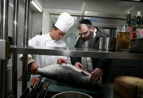 Израиль, кошерная еда, евреи, рыба
