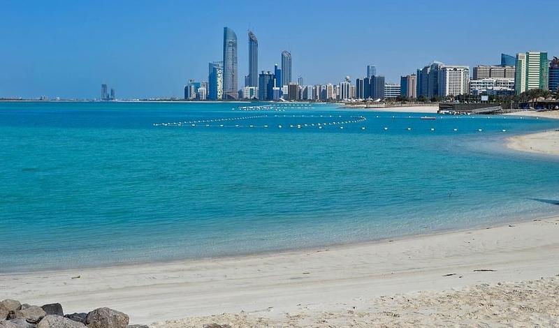 Январь 2017, отдых на море, бюджетная поездка, ОАЭ