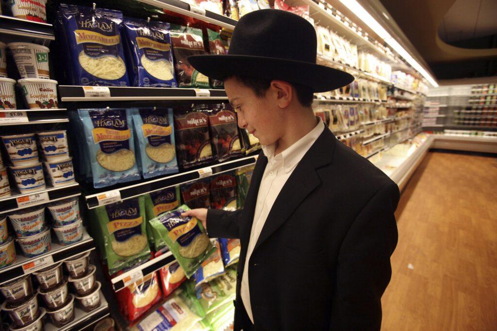 Израиль, кошерная еда, евреи