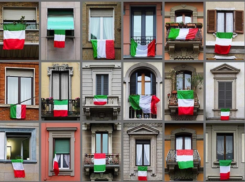 Видео уроки итальянского языка для начинающих