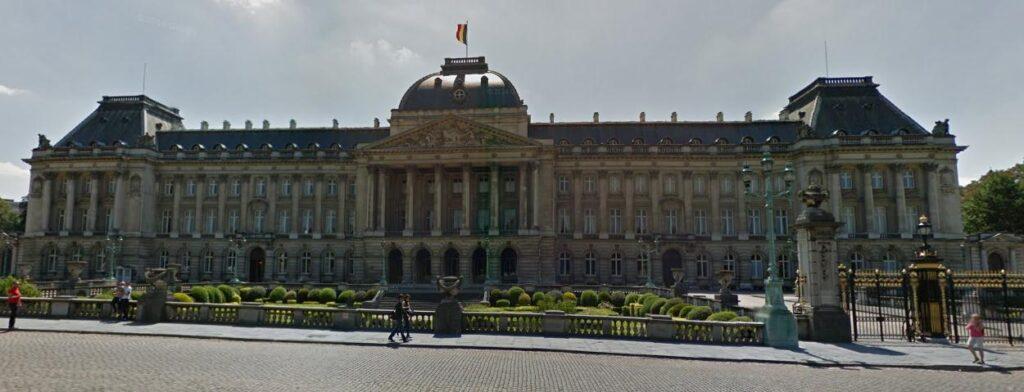 Королевский дворец Брюсель