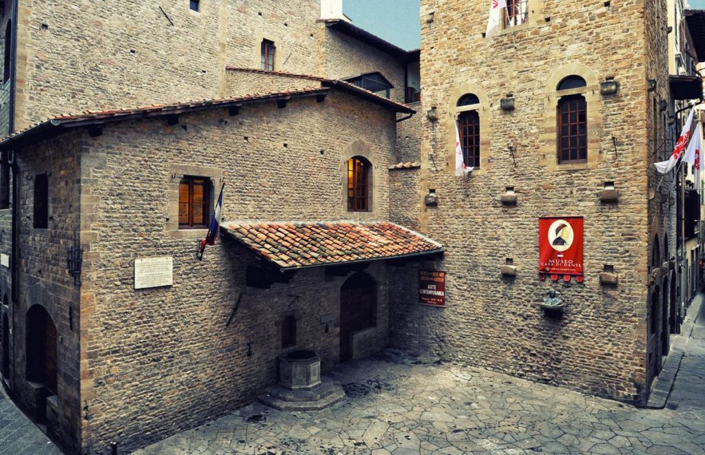 Музей Данте Флоренция, Италия