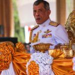 Новый король Таиланда (Тайланда) ФОТО.
