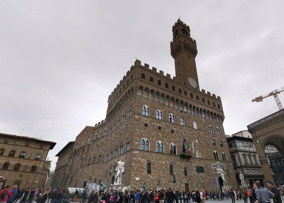 Палаццо Веккьо Флоренция, Италия