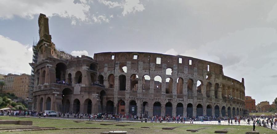 Рим, Лацио Колизей