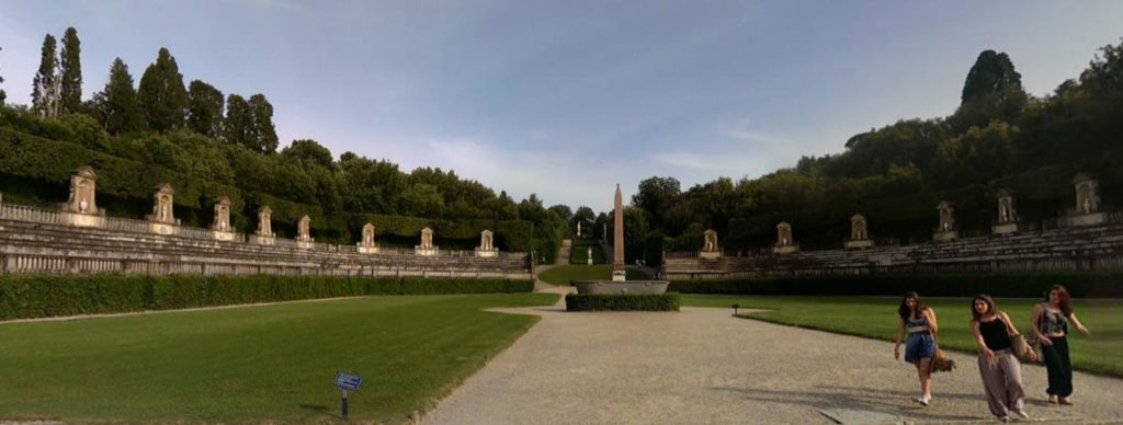 Сады Боболи Флоренция, Италия