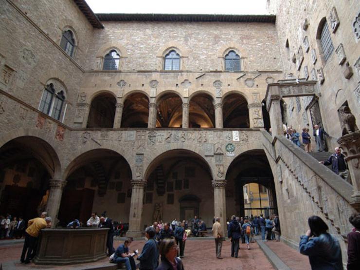 музей Барджелло Флоренция, Италия