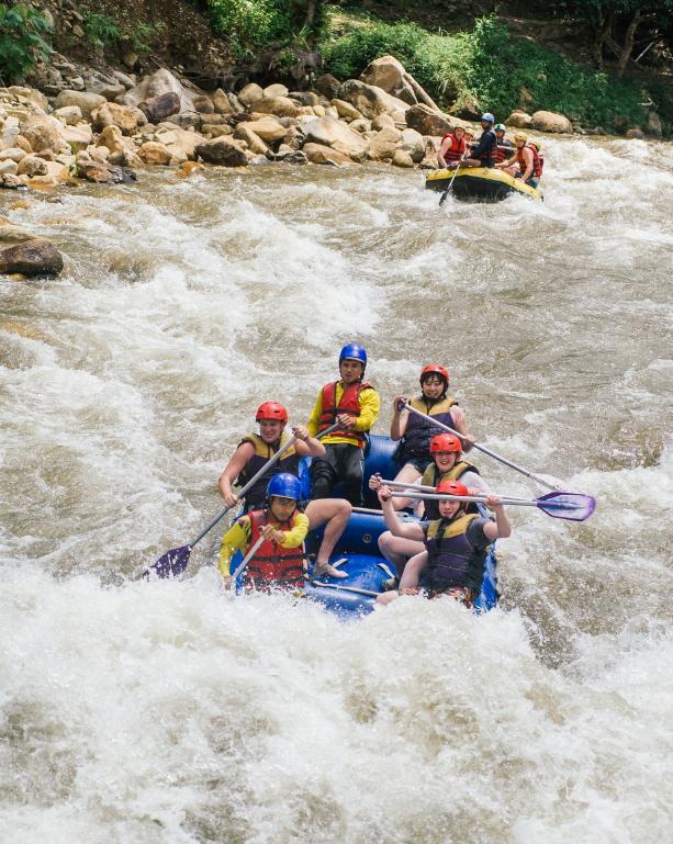 Best Rafting