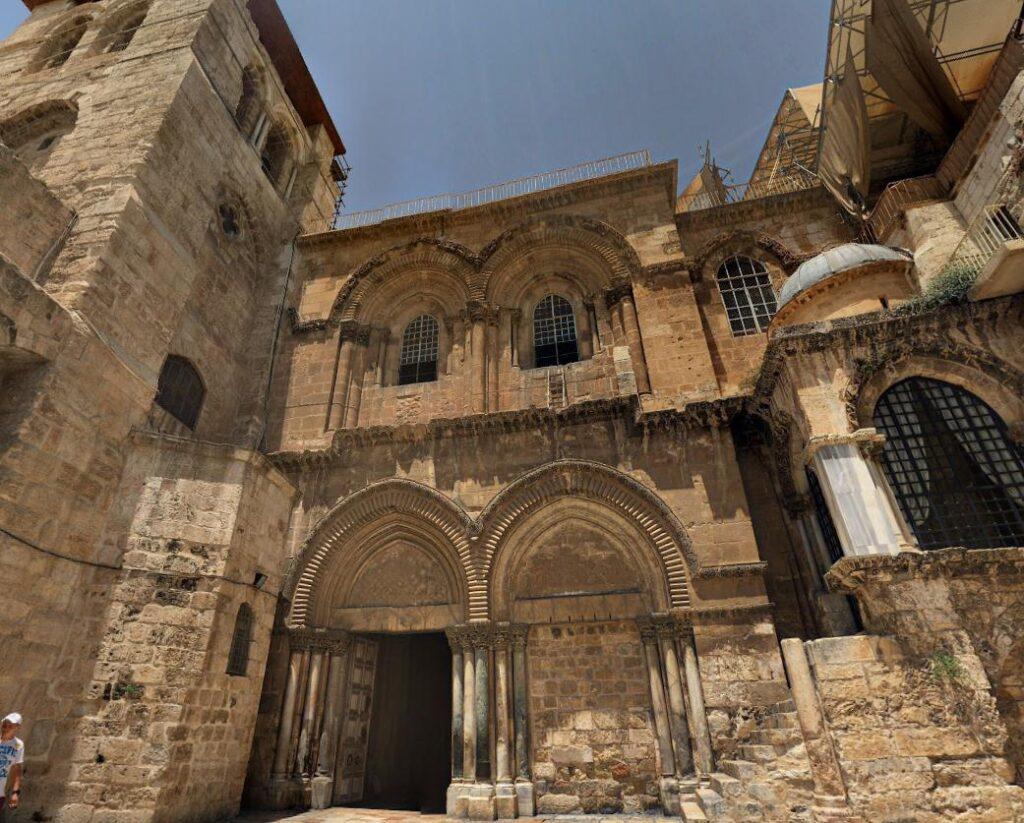 Church of the Holy Sepulchre Храм гроба Господня