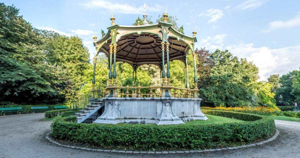 Астрид парк