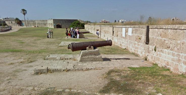 Old Akko Walls