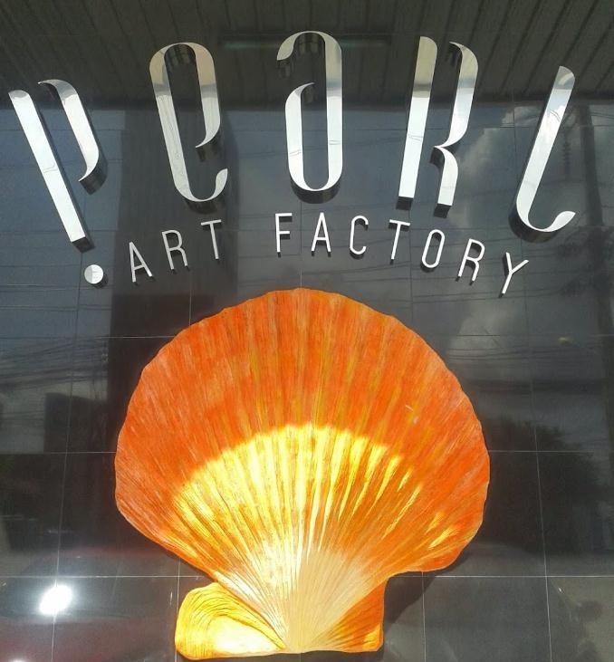 Pearl Art factory