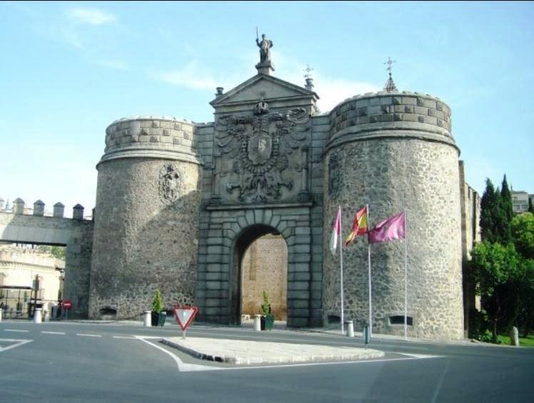 Puerta de Bisagra, Толедо