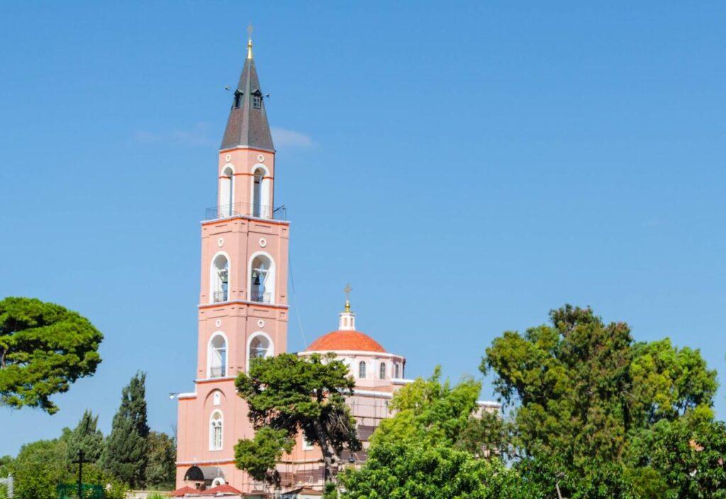 Русская православная церковь в Тель Авиве