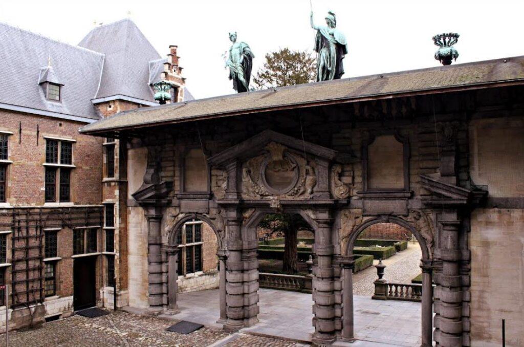 The Rubens House Домик рубенса