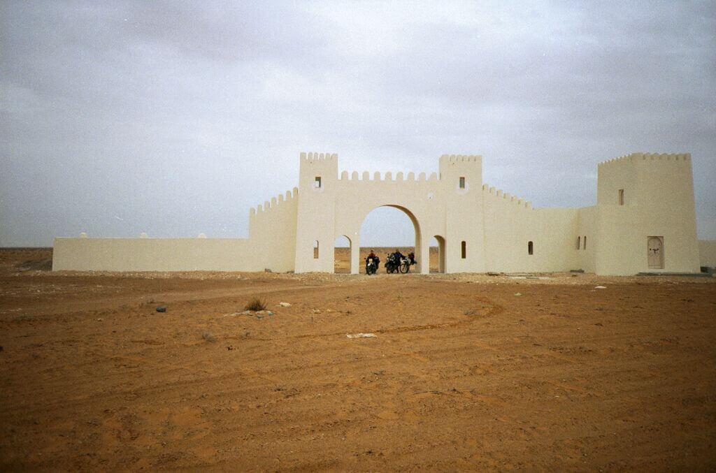 "Тунис, город Дуз, ""Ворота в Сахару"""