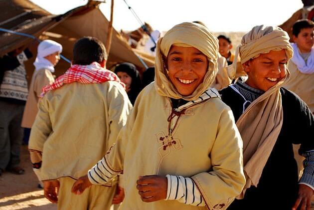 Тунис, население Туниса