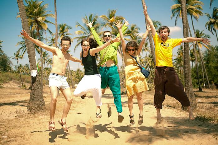 Индия, Гоа, Одежда для туристов в Индии