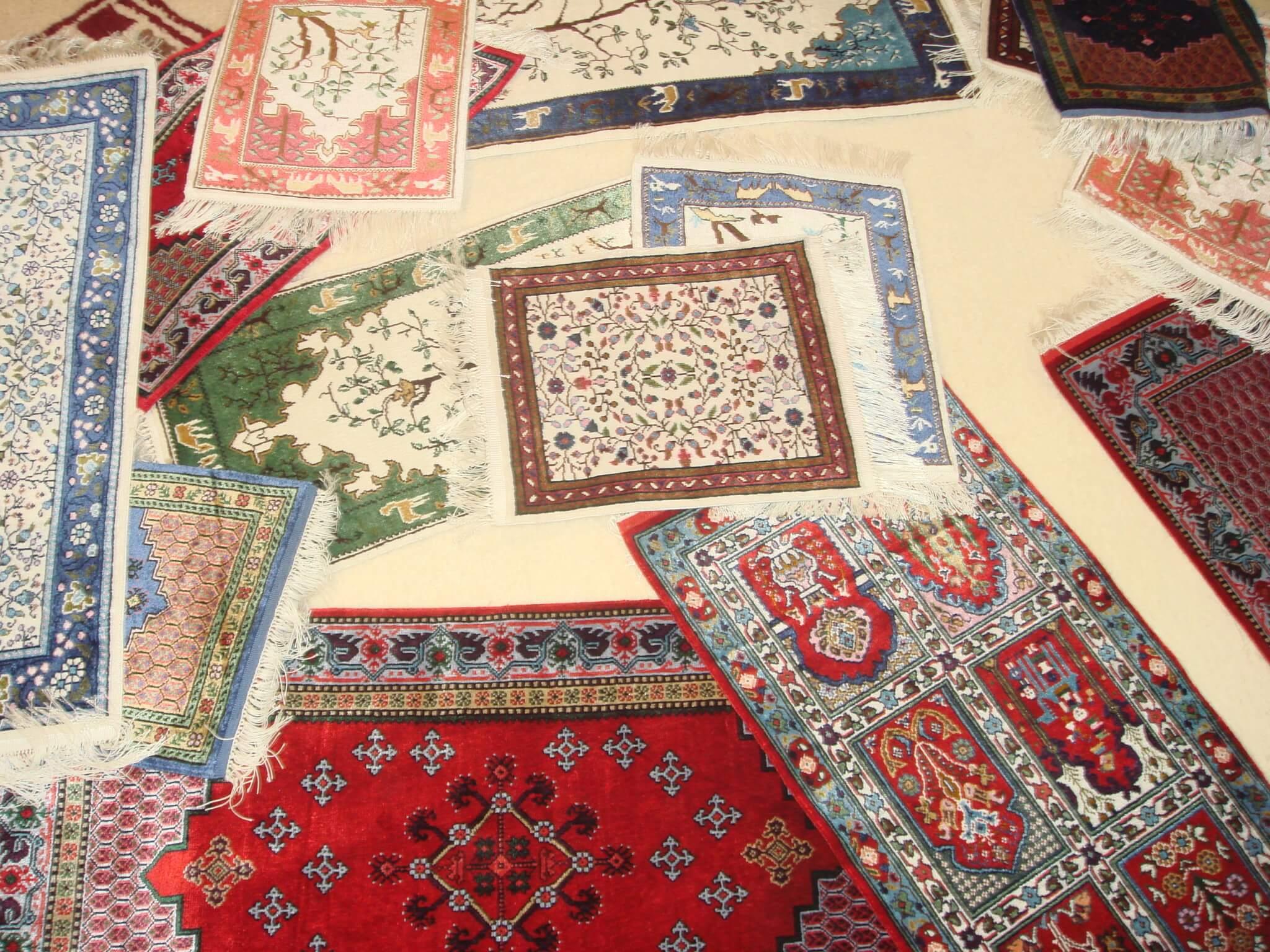 Тунис, кайруанские ковры