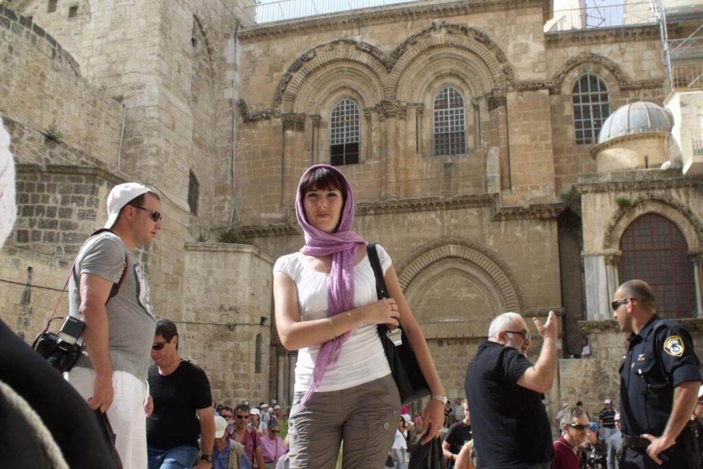 Израиль, одежда для туристов, Иерусалим