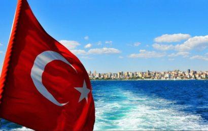 Турция, моря Турции, отдых в Турции
