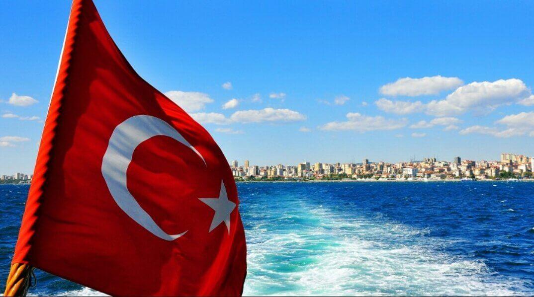 Какое море в Турции? Карта и описание морей Турции.